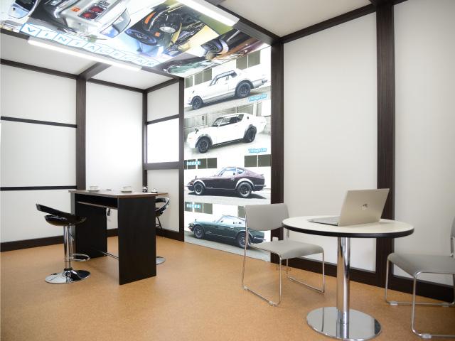 Auto Studio GARAGE 旧<KYU> ショールーム